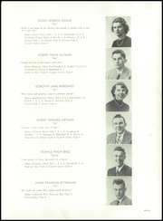 Page 15, 1949 Edition, Williamsville High School - Searchlight Yearbook (Williamsville, NY) online yearbook collection