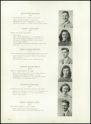 Page 16, 1949 Edition, Williamsville High School - Searchlight Yearbook (Williamsville, NY) online yearbook collection