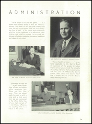 Page 9, 1949 Edition, Williamsville High School - Searchlight Yearbook (Williamsville, NY) online yearbook collection