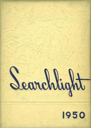 Williamsville High School - Searchlight Yearbook (Williamsville, NY) online yearbook collection, 1950 Edition, Page 1
