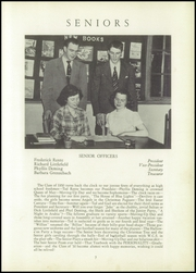 Page 11, 1950 Edition, Williamsville High School - Searchlight Yearbook (Williamsville, NY) online yearbook collection