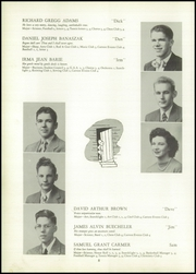 Page 12, 1950 Edition, Williamsville High School - Searchlight Yearbook (Williamsville, NY) online yearbook collection