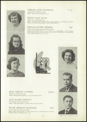 Page 13, 1950 Edition, Williamsville High School - Searchlight Yearbook (Williamsville, NY) online yearbook collection