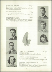Page 14, 1950 Edition, Williamsville High School - Searchlight Yearbook (Williamsville, NY) online yearbook collection