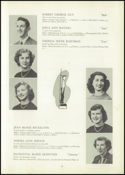 Page 15, 1950 Edition, Williamsville High School - Searchlight Yearbook (Williamsville, NY) online yearbook collection