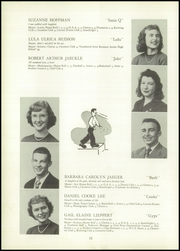 Page 16, 1950 Edition, Williamsville High School - Searchlight Yearbook (Williamsville, NY) online yearbook collection