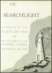 Page 5, 1950 Edition, Williamsville High School - Searchlight Yearbook (Williamsville, NY) online yearbook collection