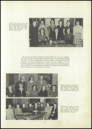 Page 7, 1950 Edition, Williamsville High School - Searchlight Yearbook (Williamsville, NY) online yearbook collection