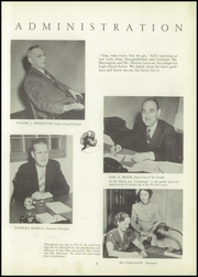 Page 9, 1950 Edition, Williamsville High School - Searchlight Yearbook (Williamsville, NY) online yearbook collection