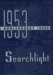 Williamsville High School - Searchlight Yearbook (Williamsville, NY) online yearbook collection, 1953 Edition, Page 1