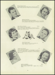 Page 15, 1953 Edition, Williamsville High School - Searchlight Yearbook (Williamsville, NY) online yearbook collection