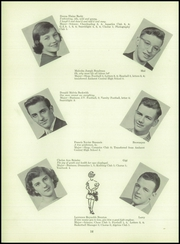 Page 16, 1953 Edition, Williamsville High School - Searchlight Yearbook (Williamsville, NY) online yearbook collection