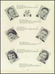Page 17, 1953 Edition, Williamsville High School - Searchlight Yearbook (Williamsville, NY) online yearbook collection