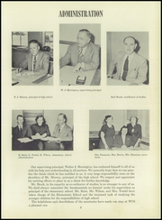 Page 7, 1953 Edition, Williamsville High School - Searchlight Yearbook (Williamsville, NY) online yearbook collection