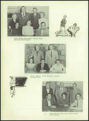 Page 8, 1953 Edition, Williamsville High School - Searchlight Yearbook (Williamsville, NY) online yearbook collection