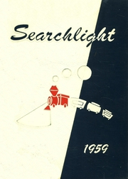 1959 Edition, Williamsville High School - Searchlight Yearbook (Williamsville, NY)