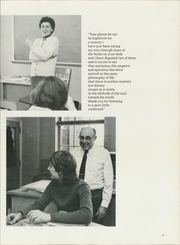 Page 17, 1972 Edition, Williamsville High School - Searchlight Yearbook (Williamsville, NY) online yearbook collection