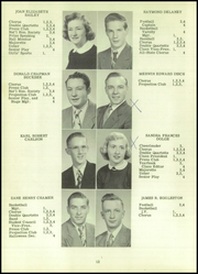 Page 14, 1952 Edition, Dolgeville High School - Slippertonian Yearbook (Dolgeville, NY) online yearbook collection