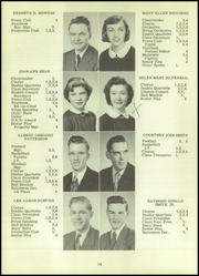 Page 16, 1952 Edition, Dolgeville High School - Slippertonian Yearbook (Dolgeville, NY) online yearbook collection