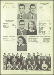Page 17, 1952 Edition, Dolgeville High School - Slippertonian Yearbook (Dolgeville, NY) online yearbook collection