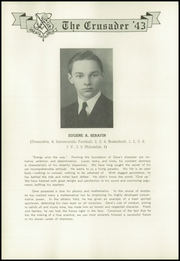 Page 46, 1943 Edition, St Francis High School - Crusader Yearbook (Athol Springs, NY) online yearbook collection