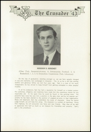 Page 47, 1943 Edition, St Francis High School - Crusader Yearbook (Athol Springs, NY) online yearbook collection