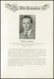 Page 49, 1943 Edition, St Francis High School - Crusader Yearbook (Athol Springs, NY) online yearbook collection
