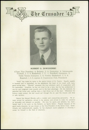 Page 50, 1943 Edition, St Francis High School - Crusader Yearbook (Athol Springs, NY) online yearbook collection