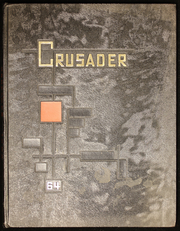 1964 Edition, St Francis High School - Crusader Yearbook (Athol Springs, NY)