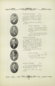 Adams High School - Hilltop Yearbook (Adams, NY) online yearbook collection, 1933 Edition, Page 12