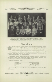 Adams High School - Hilltop Yearbook (Adams, NY) online yearbook collection, 1933 Edition, Page 22