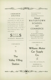 Adams High School - Hilltop Yearbook (Adams, NY) online yearbook collection, 1933 Edition, Page 56