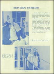 Page 15, 1960 Edition, Mother Butler Memorial High School - Blue Heath Yearbook (Bronx, NY) online yearbook collection