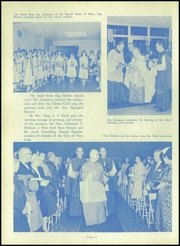 Page 16, 1960 Edition, Mother Butler Memorial High School - Blue Heath Yearbook (Bronx, NY) online yearbook collection