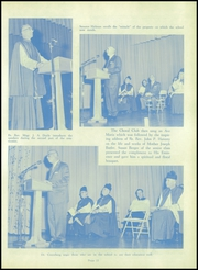 Page 17, 1960 Edition, Mother Butler Memorial High School - Blue Heath Yearbook (Bronx, NY) online yearbook collection