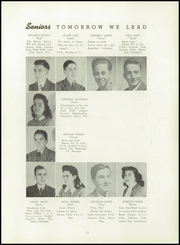 Page 17, 1945 Edition, Hinsdale Central High School - Panorama Yearbook (Hinsdale, NY) online yearbook collection