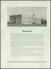 Page 6, 1945 Edition, Hinsdale Central High School - Panorama Yearbook (Hinsdale, NY) online yearbook collection