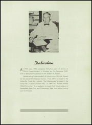 Page 7, 1945 Edition, Hinsdale Central High School - Panorama Yearbook (Hinsdale, NY) online yearbook collection