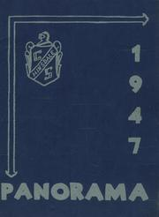 1947 Edition, Hinsdale Central High School - Panorama Yearbook (Hinsdale, NY)