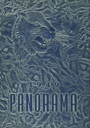 1949 Edition, Hinsdale Central High School - Panorama Yearbook (Hinsdale, NY)