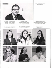 Page 11, 1977 Edition, John A Coleman Catholic High School - Spirit Yearbook (Hurley, NY) online yearbook collection