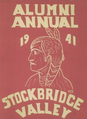 Page 1, 1941 Edition, Stockbridge Valley High School - Chieftain Yearbook (Munnsville, NY) online yearbook collection
