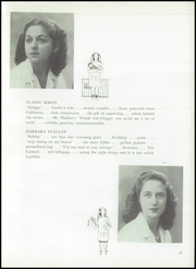 Dalton School - Tiger Yearbook (New York, NY) online yearbook collection, 1946 Edition, Page 29