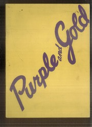 Page 1, 1944 Edition, St Johnsville High School - Purple and Gold Yearbook (St Johnsville, NY) online yearbook collection
