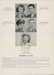 Page 11, 1944 Edition, St Johnsville High School - Purple and Gold Yearbook (St Johnsville, NY) online yearbook collection