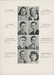 Page 8, 1944 Edition, St Johnsville High School - Purple and Gold Yearbook (St Johnsville, NY) online yearbook collection