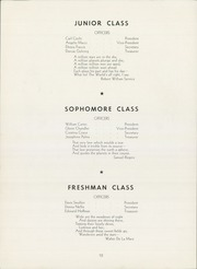 Page 14, 1945 Edition, St Johnsville High School - Purple and Gold Yearbook (St Johnsville, NY) online yearbook collection