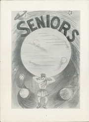 Page 6, 1945 Edition, St Johnsville High School - Purple and Gold Yearbook (St Johnsville, NY) online yearbook collection
