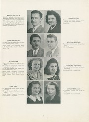 Page 7, 1945 Edition, St Johnsville High School - Purple and Gold Yearbook (St Johnsville, NY) online yearbook collection