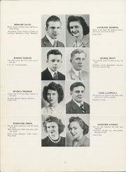 Page 8, 1945 Edition, St Johnsville High School - Purple and Gold Yearbook (St Johnsville, NY) online yearbook collection